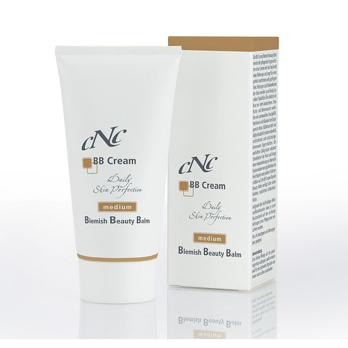 CNC Cosmetic - BB Cream Blemish Beauty Balm - medium - 50ml