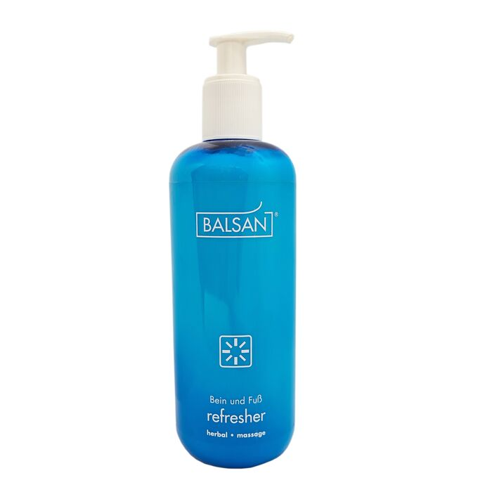 Balsan Refresher Herbal Massage 500ml mit Spender