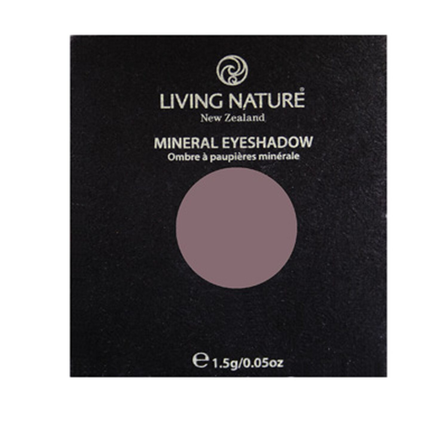 Living Nature - Eye Shadow Lidschatten - Mist 1,5g
