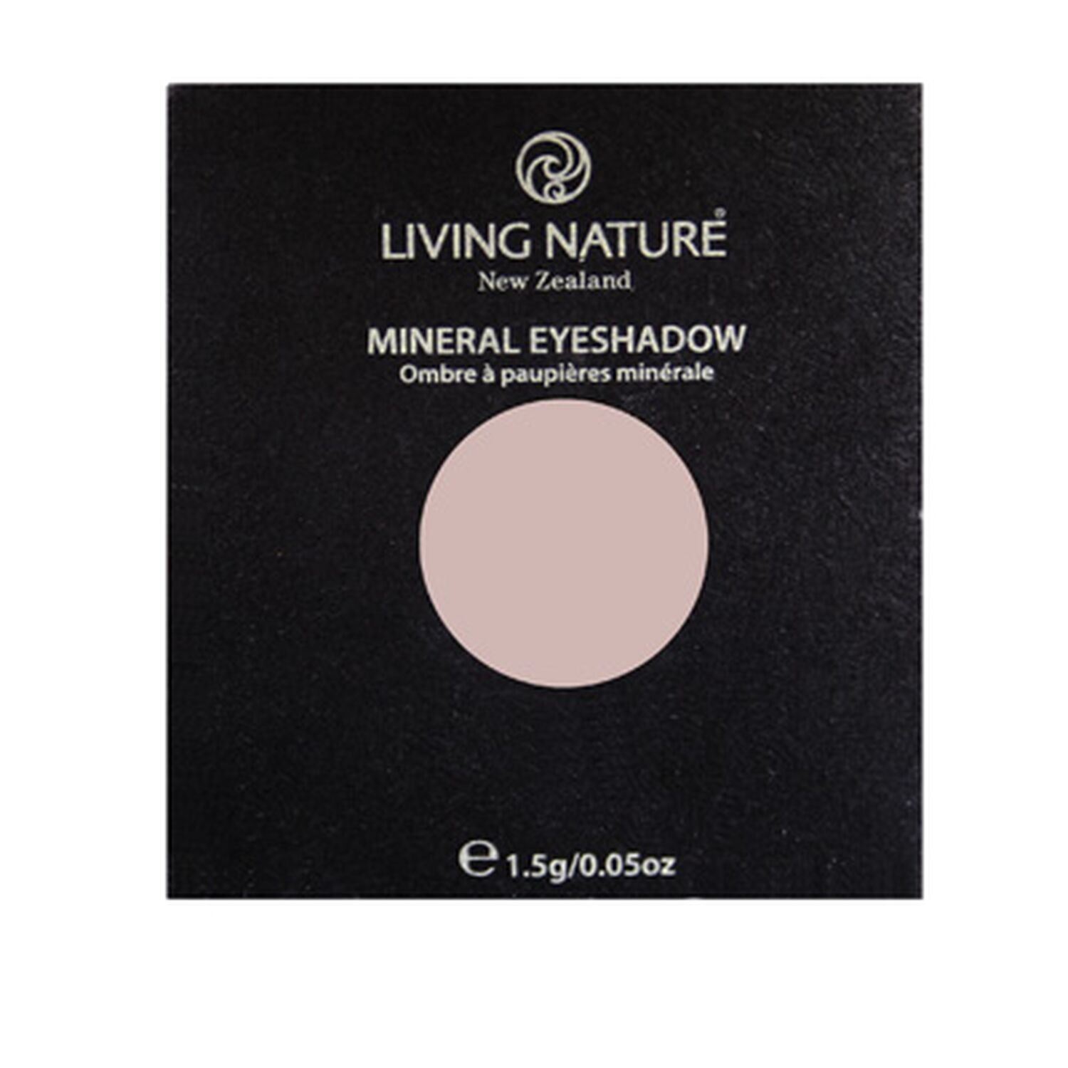 Living Nature - Eye Shadow Lidschatten - Shell 1,5g