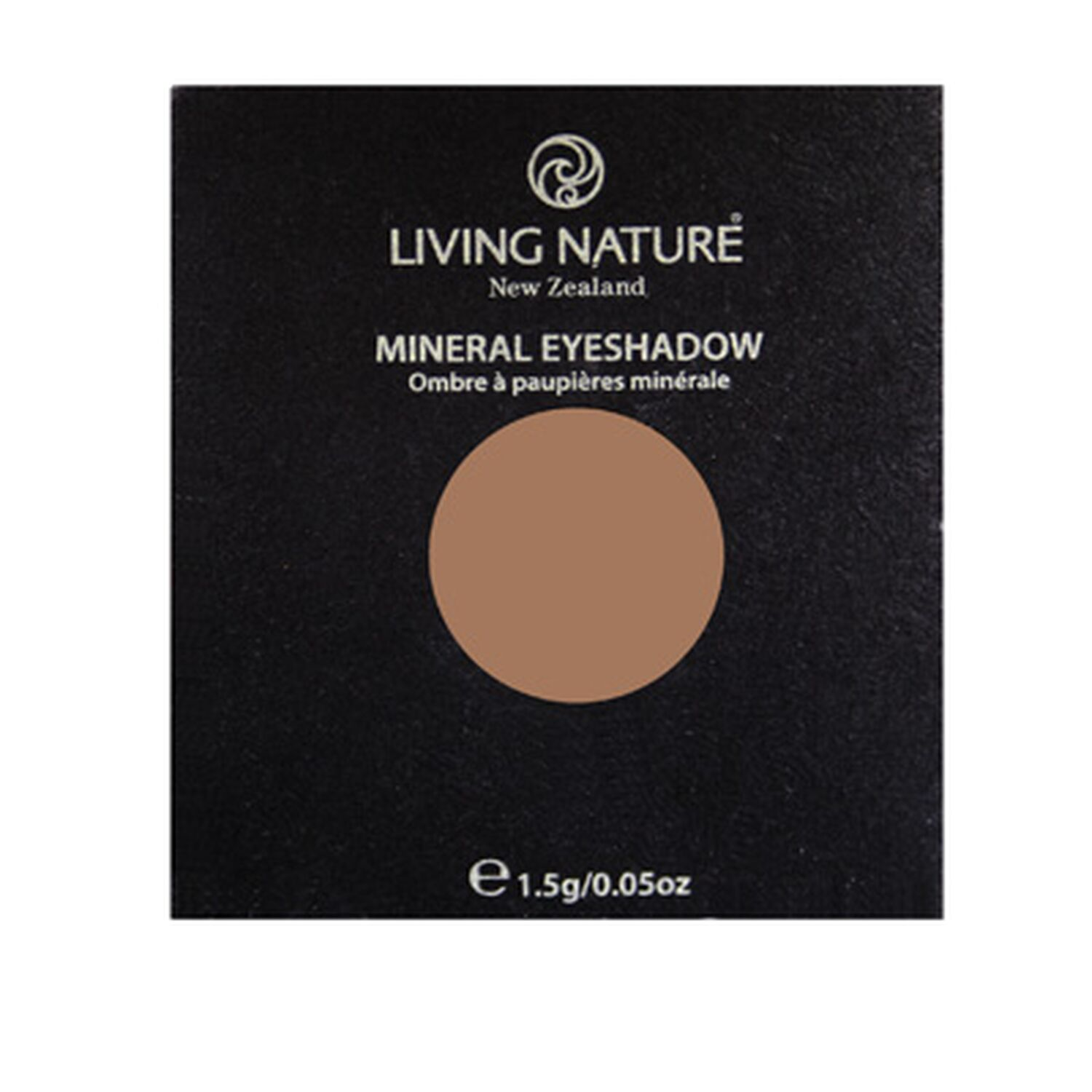 Living Nature - Eye Shadow Lidschatten - Kauri 1,5g