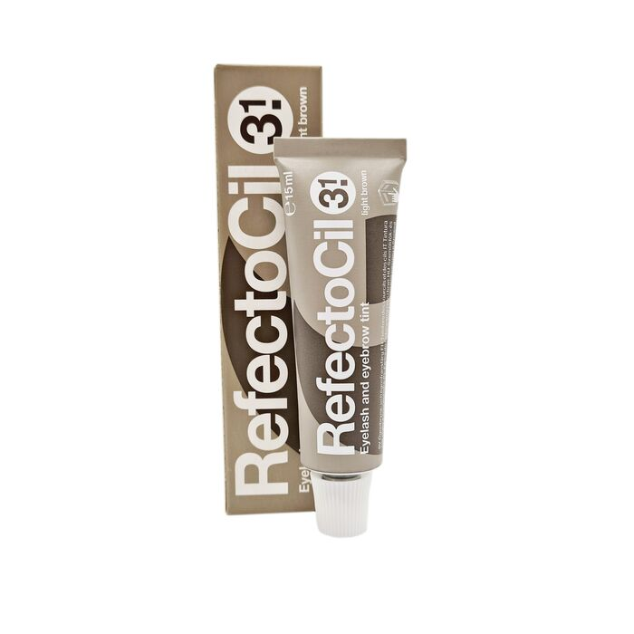 Refectocil Wimpernfarbe #3.1 lichtbraun 15ml
