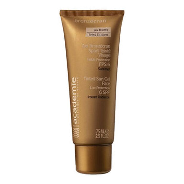 Academie Scientifique de Beaute - Bronzecran Getöntes Sportgel 75ml