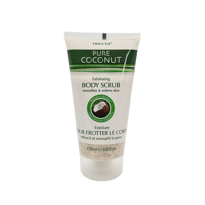 Inecto Kokosöl Body Peeling 150ml