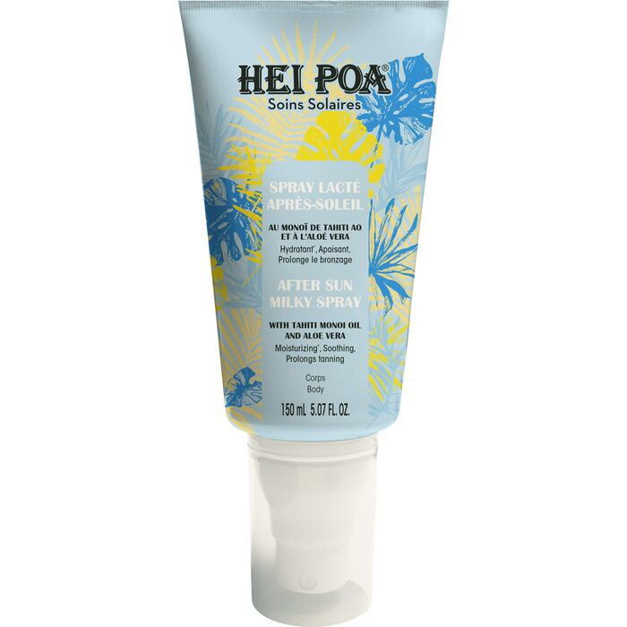 Hei Poa - Monoi Aftersun Milk - 150ml - mit Aloe Vera