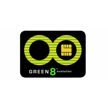 Green 8 evolution Smartphone Shield 4er Pack