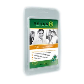 GREEN 8 Home & Office Harmonizer - 2er Pack
