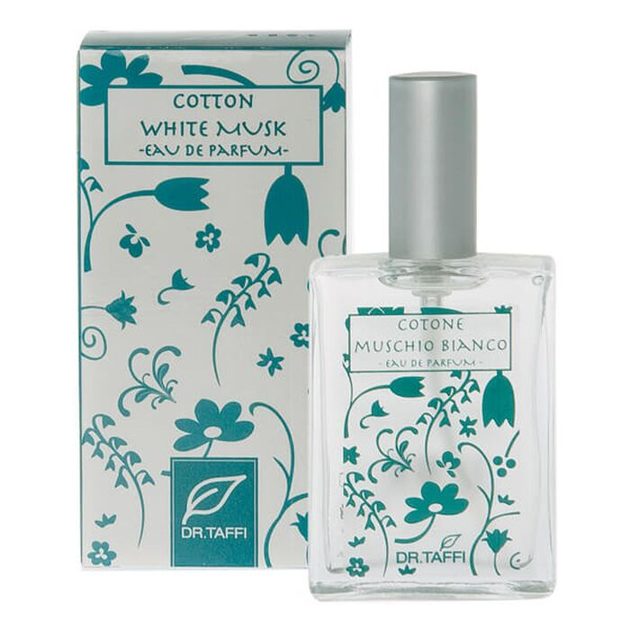 Dr. Taffi - Cotton White Musk Eau de Parfum 35ml
