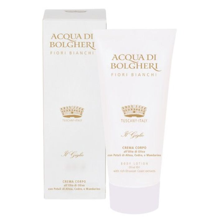 Dr. Taffi - Acqua di Bolgheri Bodylotion Fiori Bianch -i 200ml