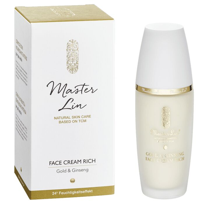 Master Lin Gold & Ginseng Face Cream Rich 60ml