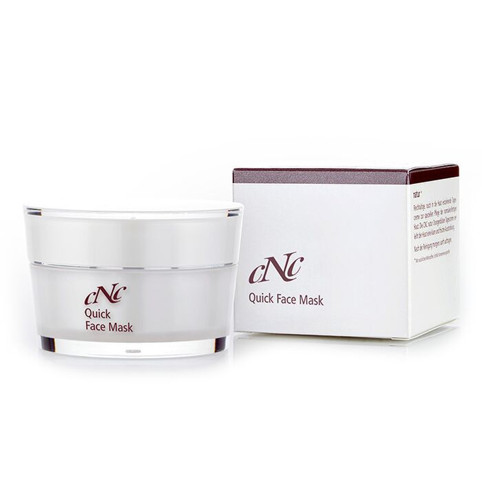 CNC classic Quick Face Mask 50ml