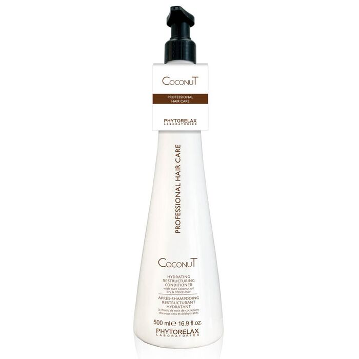 Phytorelax Coconut Hydrating Restructuring Conditioner 500ml
