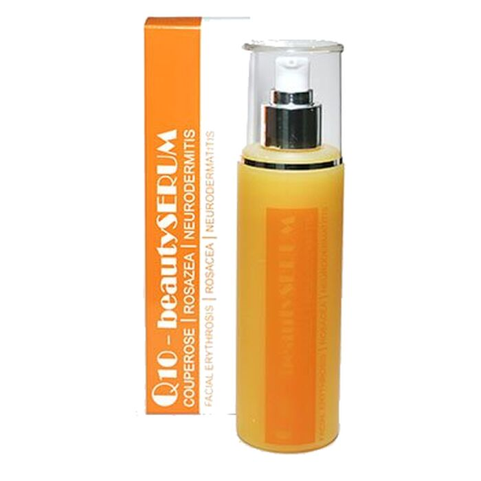 Q10 - Beauty Serum - 200ml Couperose, Rosacea, Neurodermitis