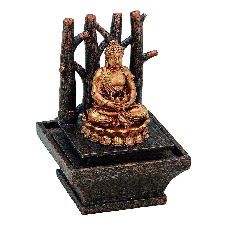 zimmerbrunnen buddha. Black Bedroom Furniture Sets. Home Design Ideas
