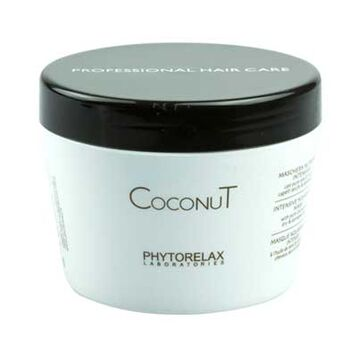Phytorelax Coconut Hair Care Intensiv pflegende Haarmaske...