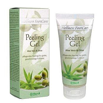 Camillen 60 Foot Care Peeling Gel Aloe+Olive 100ml