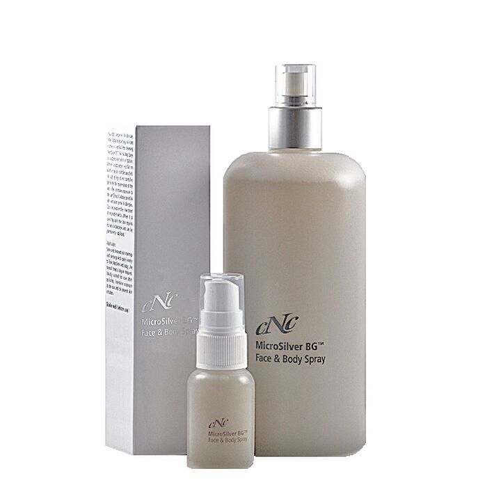 CNC Cosmetic MicroSilver Face & Body Spray -30ml/ 100ml/ 500ml