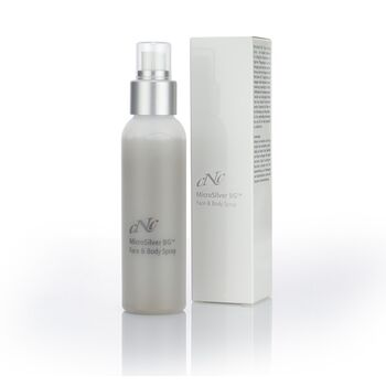 CNC MicroSilver Face & Body Spray 100ml