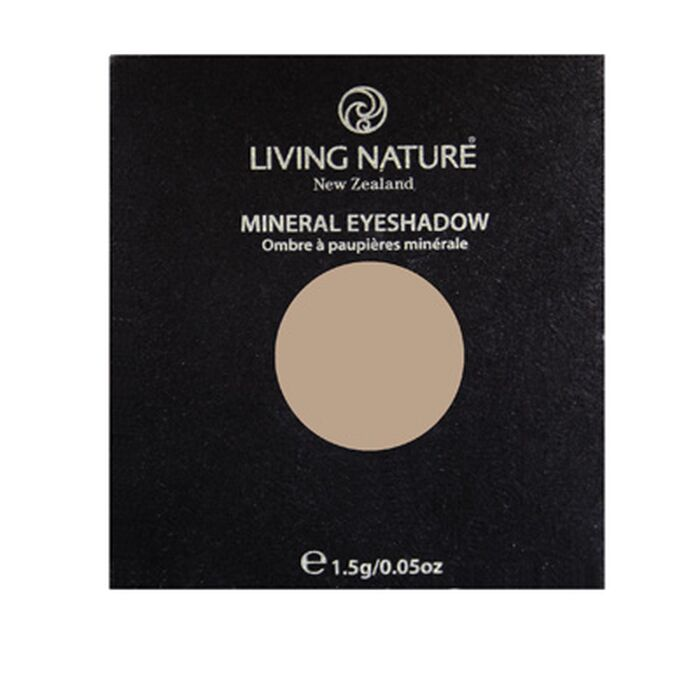 Living Nature - Eye Shadow Lidschatten - 8 Variationen 1,5g