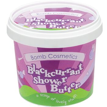 Bomb Cosmetics - Duschbutter - 365ml Blackcurrant/ Pina...