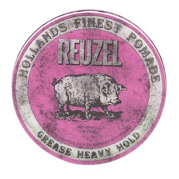 Reuzel Finest Pomade Grease Pink 35g
