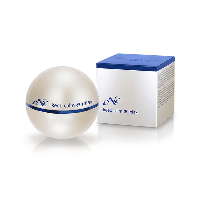 CNC Cosmetic - moments of pearls keep calm & relax - 50ml