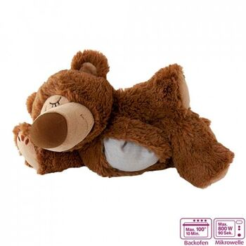 Greenlife Value - Warmies Sleepy Bear braun -...