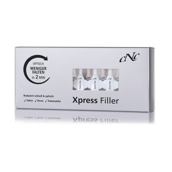 CNC Cosmetic - Xpress Filler - 10x 0,5ml
