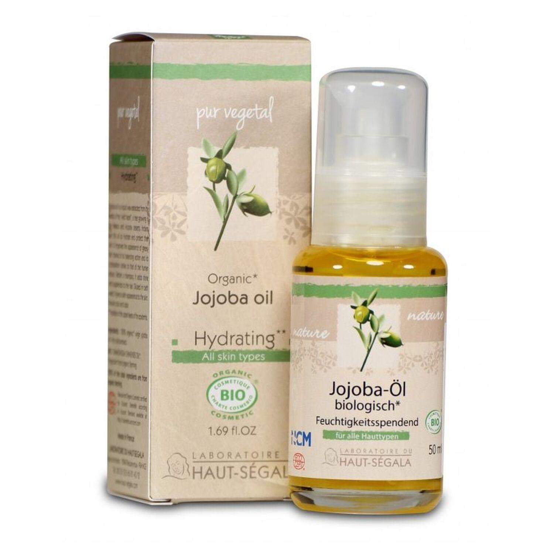NCM - Jojoba Bio-Öl - 50ml alle Hauttypen, ungefähr LSF 4