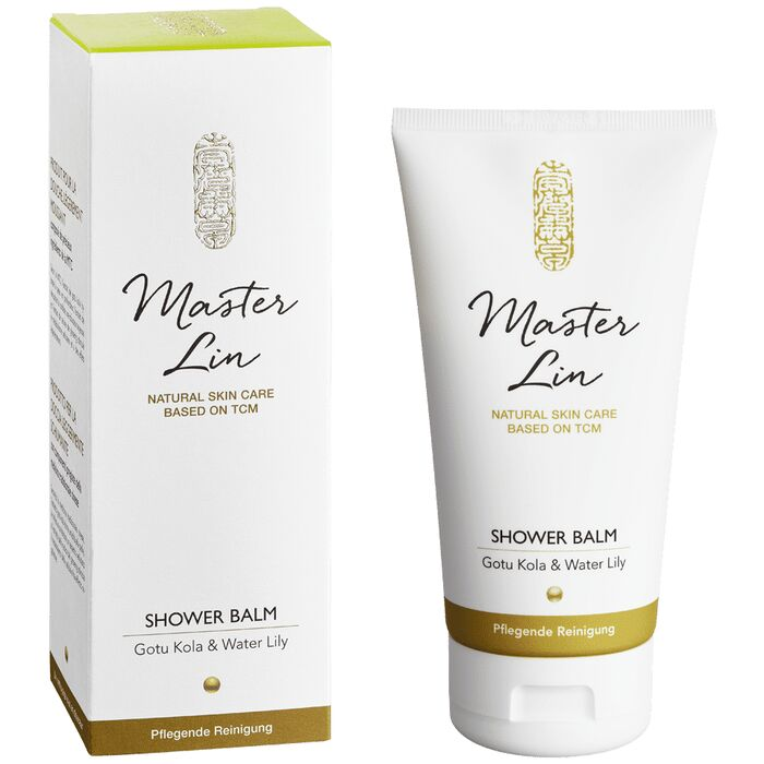 Master Lin - Gotu Kola & Water Lily Shower Balm 150ml