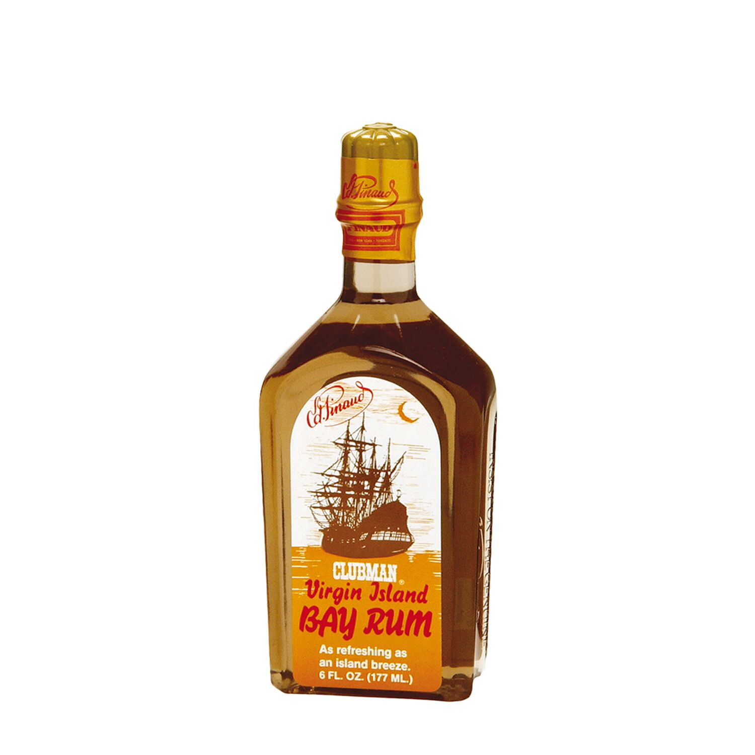 Clubman Pinaud - Bay Rum After Shave Cologne - 177ml CM 402000
