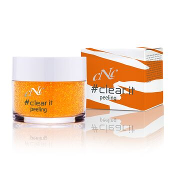 CNC Cosmetic - # clear it peeling - 50ml - bei unreiner Haut