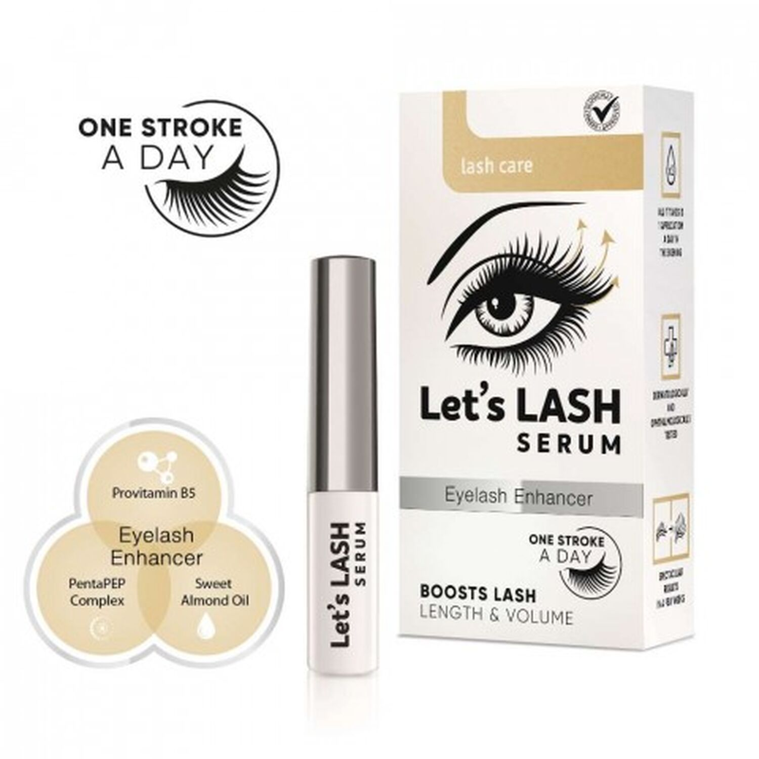 Let s Lash Wimpernserum 3ml