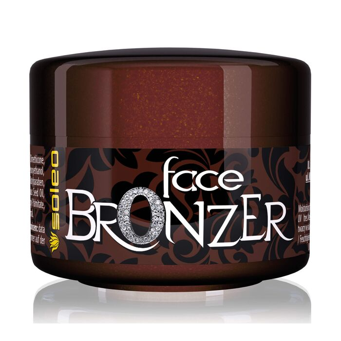 Soleo - Face Bronzer Anti-Aging - Selbstbräuner mit Anti-Aging Formel
