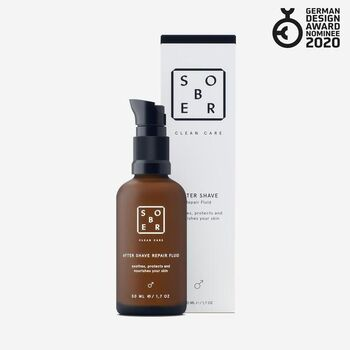 Sober Berlin - After Shave Repair Fluid - 50ml