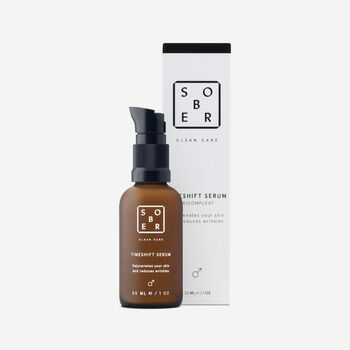 Sober Berlin - Timeshift Anti-Aging Serum - 30 ml