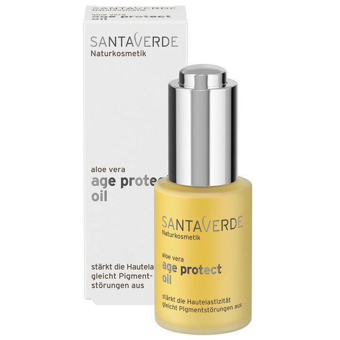 Santaverde - Age Protect Oil - 30ml