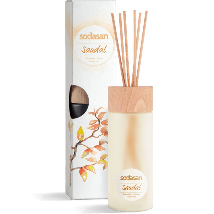 Sodasan - Raumduft Senses Sandelwood/Sandelholz - 200ml