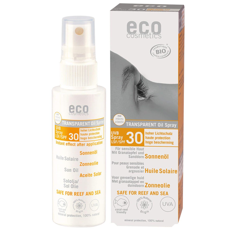 ECO Cosmetics - Sonnenöl Spray LSF 30 - 50ml 54708