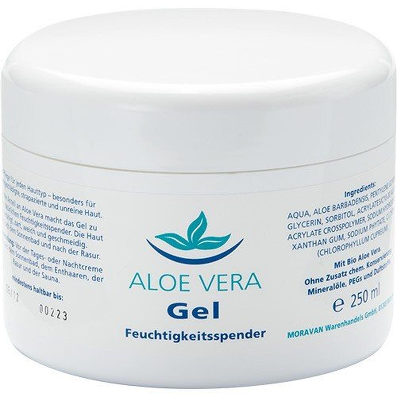 Moravan - Aloe Vera Gel - 250ml Feuchtigkeitsspender K458