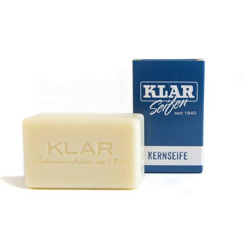 KLAR Seifenmanufaktur - Kernseife 100g palmölfrei 6655