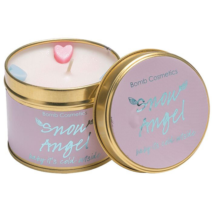 Bomb Cosmetics - Snow Angel Dosenkerze - 200g