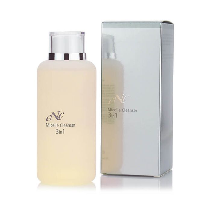 CNC Cosmetic - Micelle Cleanser 3in1 - 200 ml - Mizellen-Technologie