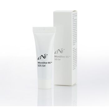 CNC Cosmetic - MicroSilver SOS Gel - 10ml - transparent