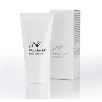 CNC Cosmetic - MicroSilver Face Cream SOFT - 50ml -...