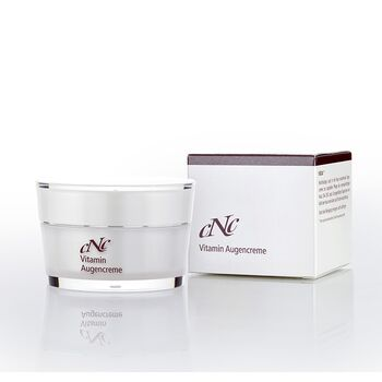 CNC Cosmetic - classic Vitamin Augencreme - 15ml