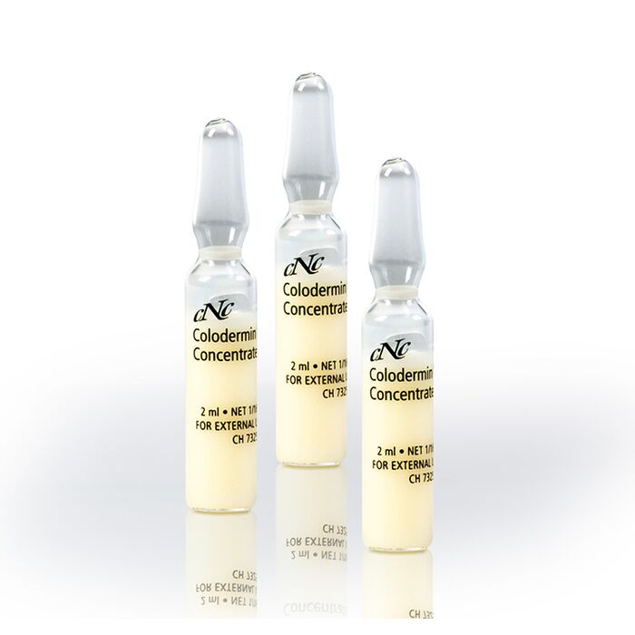 CNC Cosmetic - aesthetic pharm Colodermin Repair Concentrate - 10x 2ml