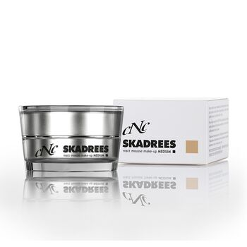 CNC Cosmetic - SKADREES - matt Mousse Make-Up - Medium -...